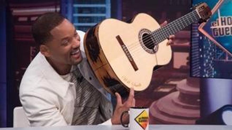 La història de la guitarra de Will Smith fabricada a Gata de Gorgos