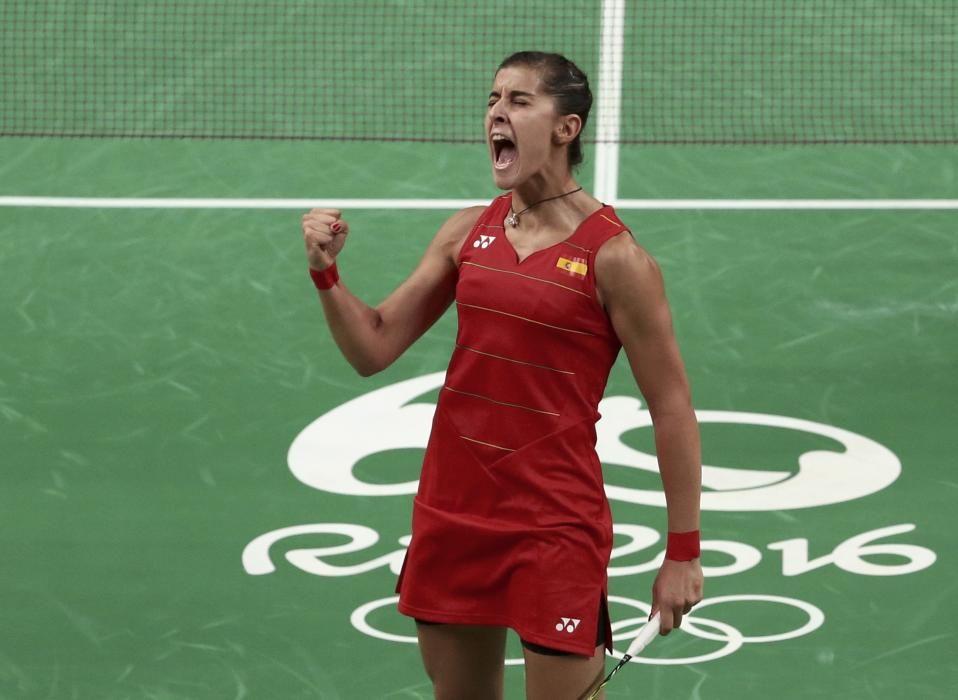 Olimpiadas Río 2016: Carolina Marín en la final de Bádminton