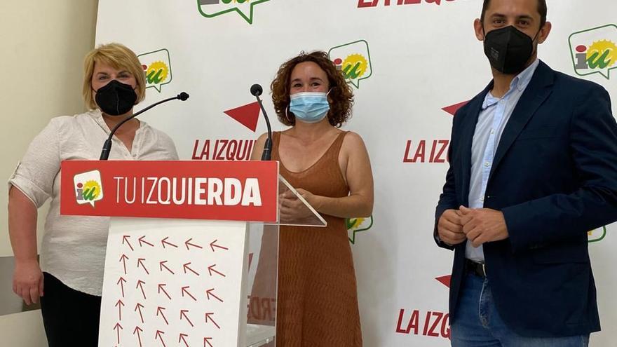 IU destaca que la Junta debe devolver a Belmez casi medio millón por las obras inacabadas del Parque Lechero