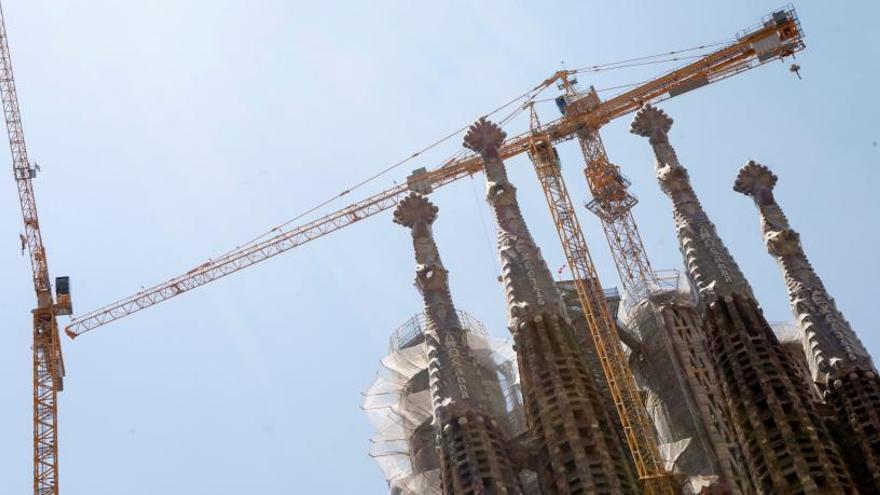 La Sagrada Familia obtiene la licencia de obra 137 años después