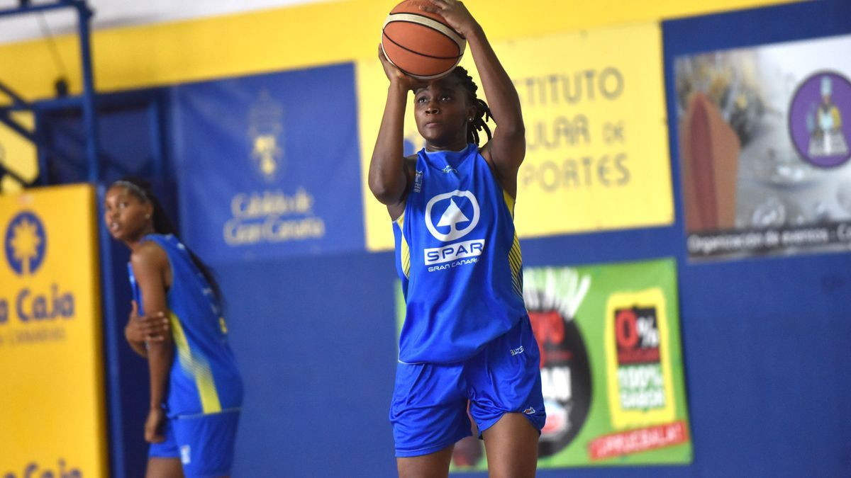 The SPAR Gran Canaria measures its level against the Rioja women of the Promete Logroño Campus