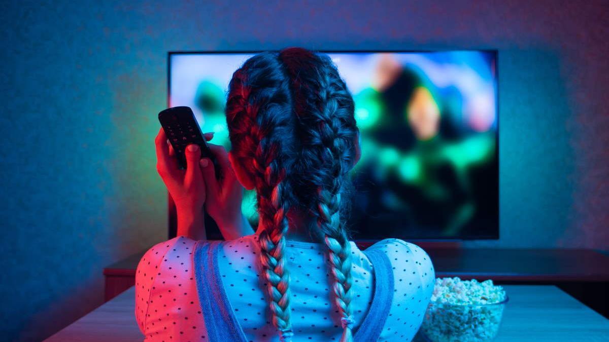 Consumo televisivo.