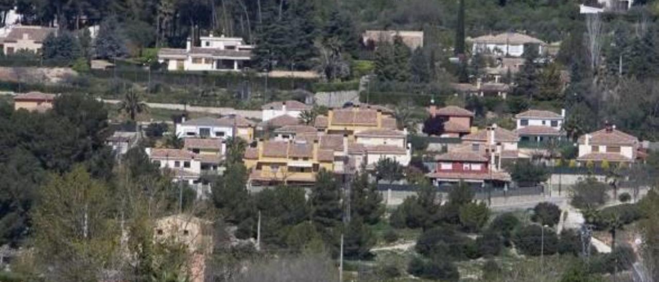 Otro repunte de robos pone en alerta a vecinos del diseminado de Ontinyent
