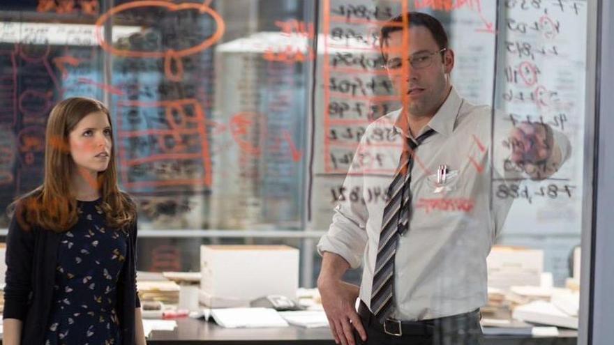 Warner Bros indemnizará con 25.000 euros a un valenciano por incluir su foto en 'El contable'