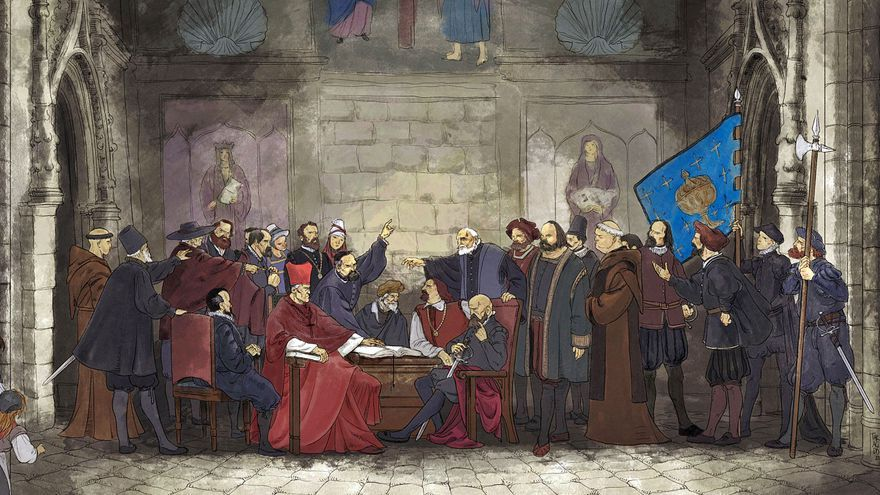 500 anos da Asemblea de  Melide