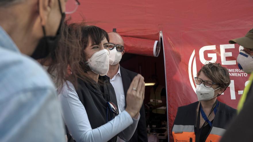 El Gobierno prevé ayudar a la recuperación de La Palma con centros de ciencia