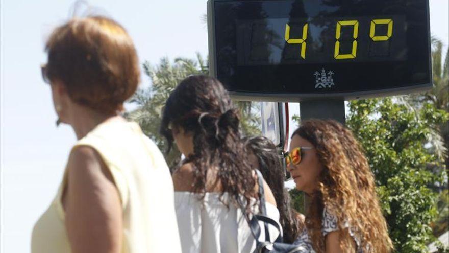 El calor regresa a Córdoba y vuelve a estar en aviso amarillo este fin de semana