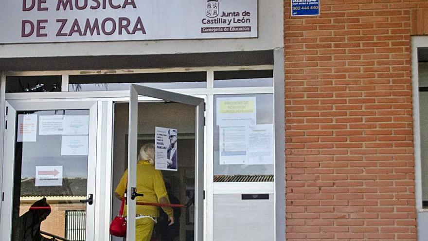 El Conservatorio de Zamora abre sus puertas en busca de nuevo alumnado