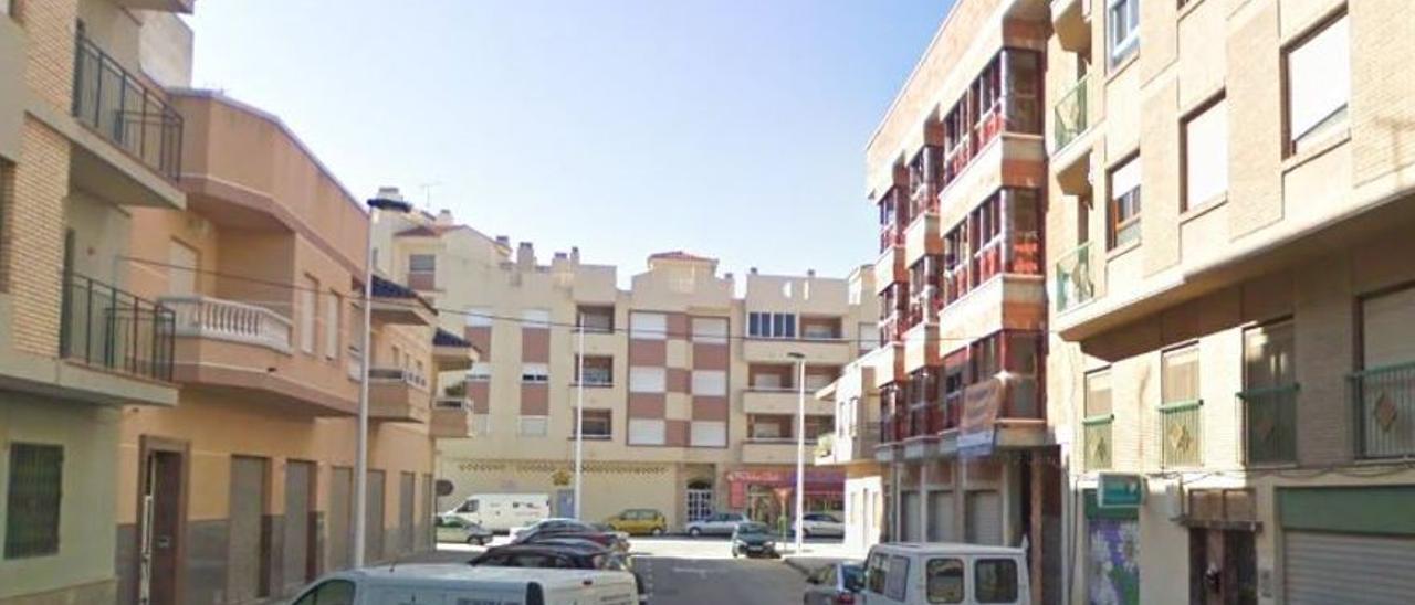 Imagen de una calle de s'Arenal.