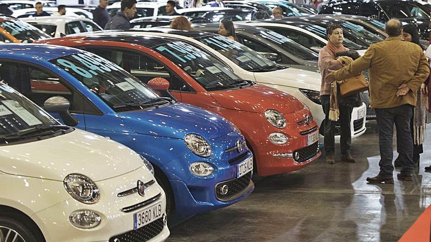 La venta de coches cierra 2020 con un desplome del 38,6 % en la C. Valenciana