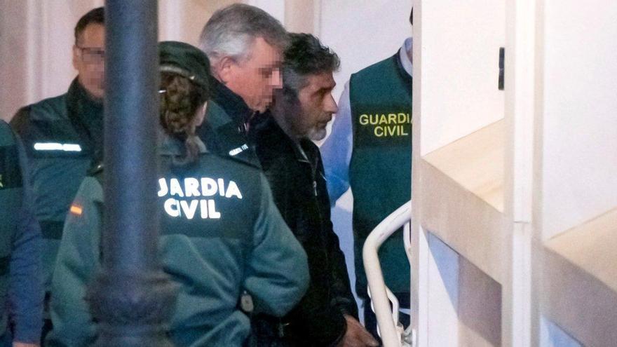 Trasladan a Bernardo Montoya a la cárcel Sevilla II, en Morón de la Frontera