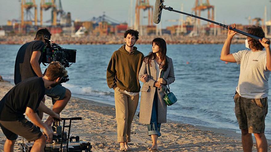 L'audiovisual reactiva els seus rodatges en el territori valencià