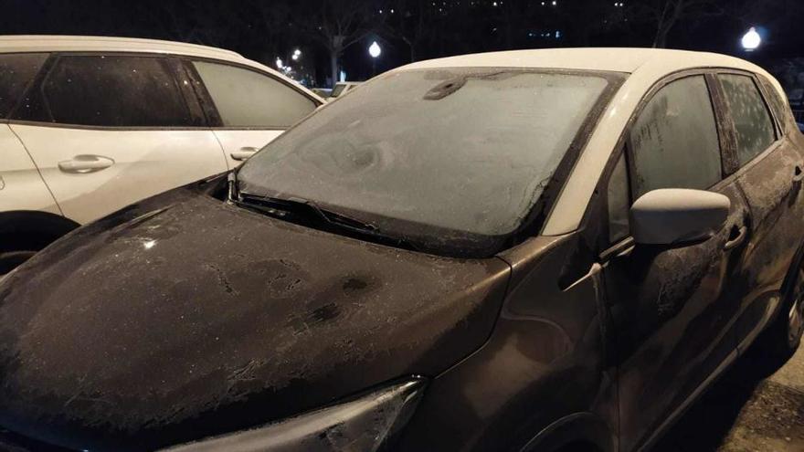 Temperatures gèlides a les comarques gironines i avís de neu a cotes baixes