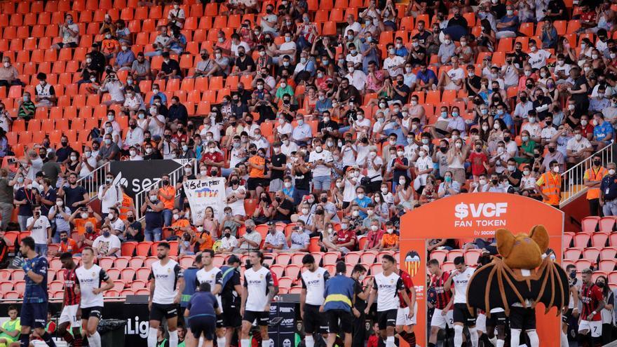 La sensación de Burlamaqui tras debutar en Mestalla