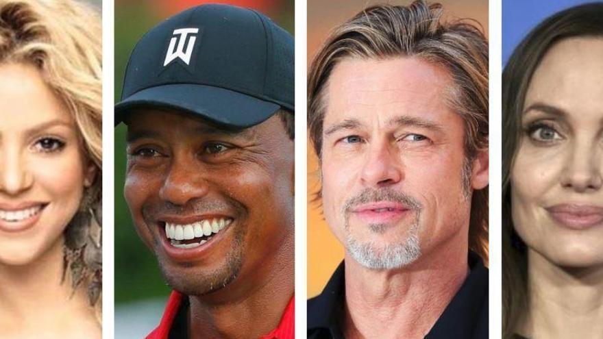 Luxemburg, paradís fiscal: Shakira, Tiger Woods, Angelina Jolie i Brad Pitt, entre d'altres