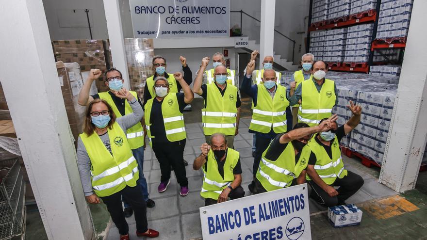 Cáceres: 25 años sin hambre
