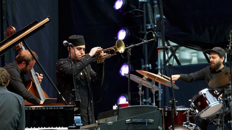 El jazz vuelve a Vitoria con notas gallegas y estadounidenses