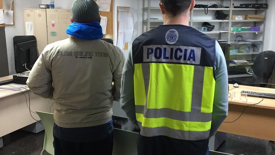 Detenido por explotar trabajadores en Palma a los que pagaba uno o dos euros la hora
