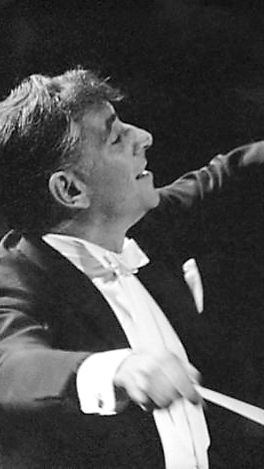 Leonard Bernstein (1918-1990), trenta anys després de la seva mort