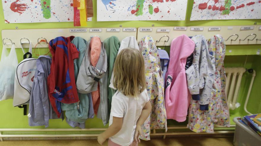 Más del 97% de las familias obtienen plaza en el colegio elegido como primera opción en Infantil en Castilla y León