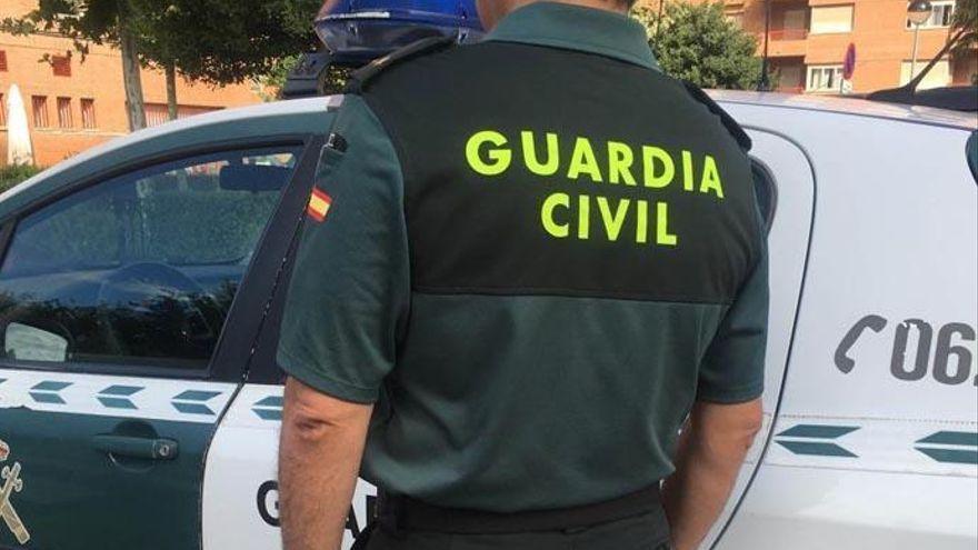 Detenido por robar más de 400 euros en un bar en La Frontera