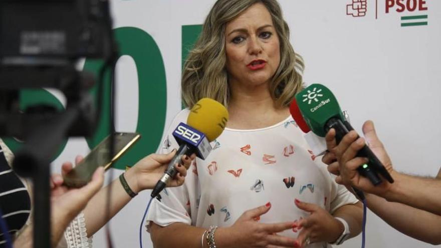 """María Jesús Serrano califica a Vox como """"el caballo de Troya"""" del Parlamento andaluz"""