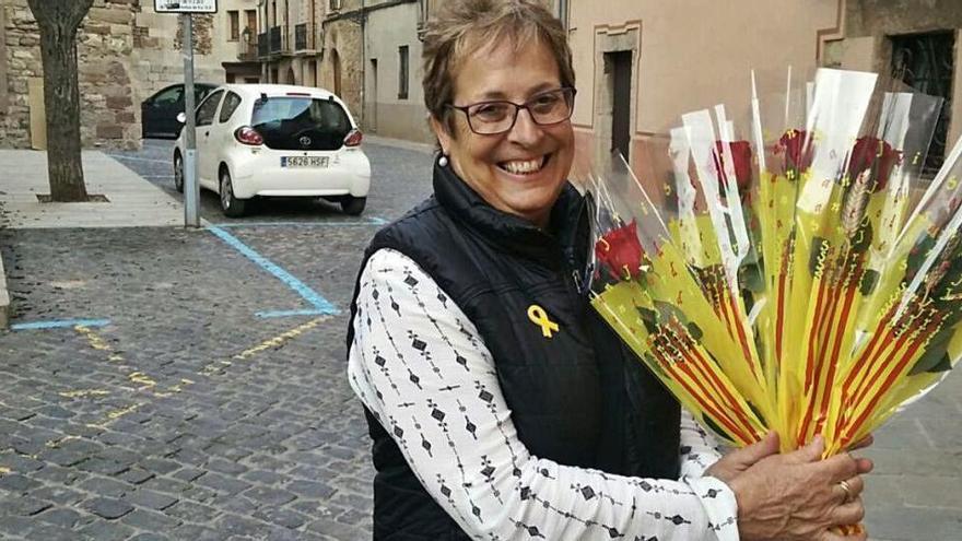 Moià perd l'exregidora  i professora d'institut Mercè Bigorra, als 67 anys