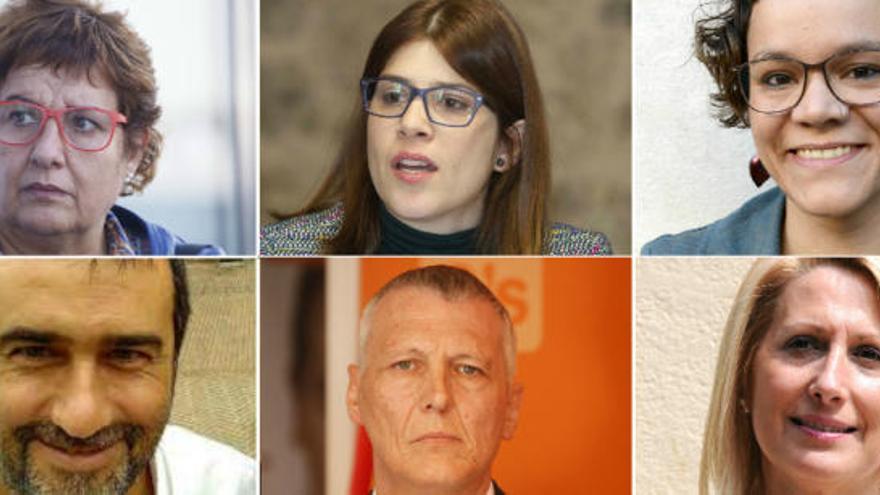 Només dos caps de llista repeteixen a Girona