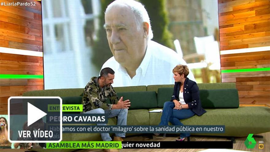 A Amancio Ortega le sale un defensor cinco estrellas