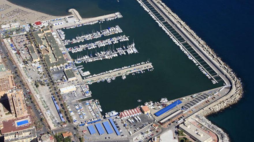 La Consejería de Fomento da el visto bueno a la ampliación del Puerto de Fuengirola