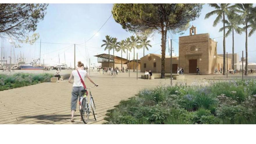 Cort somete a exposición pública la ampliación de la plaza del oratorio de Sant Elm