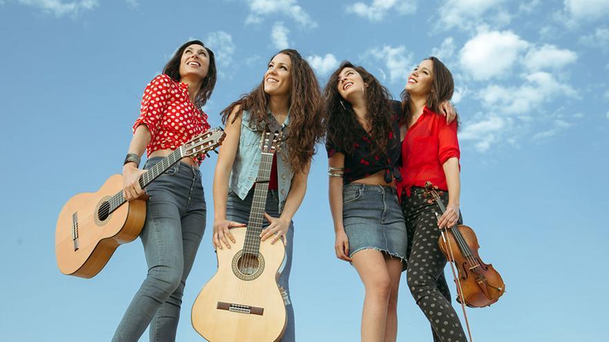 Las Migas presentan su último disco en Sagunt este sábado