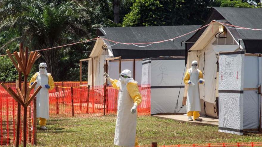 Ya son 13 los muertos por ébola en RD del Congo