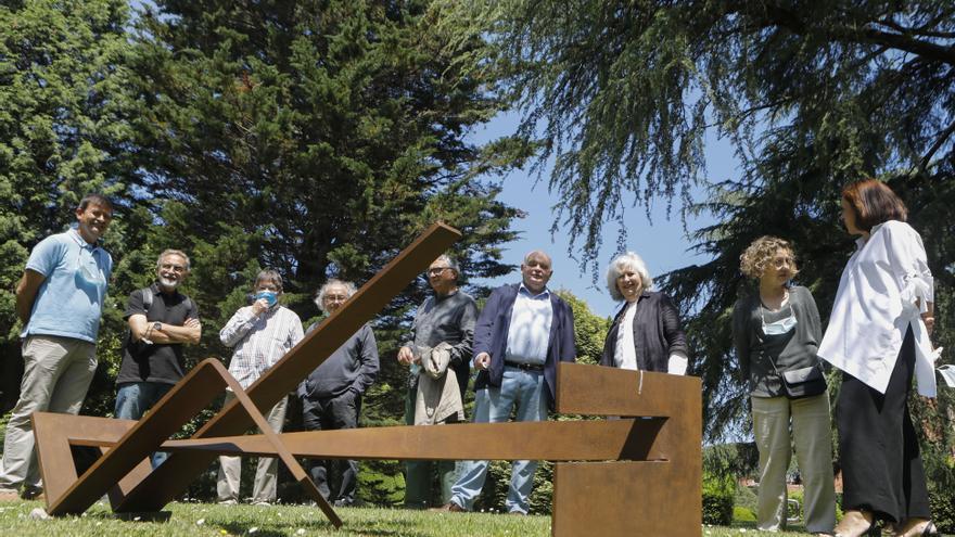 Recuerdo a Amador Rodríguez en el Museo Evaristo Valle