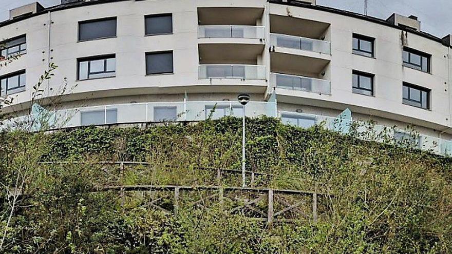 Sada reactiva la licitación del derribo del edificio de Fiunchedo tras casi un año