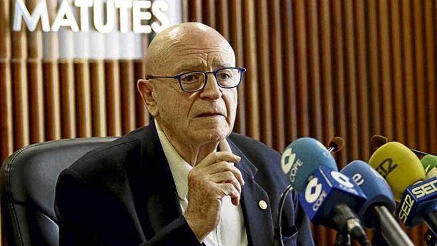 """El PP acusa al Pacto de hacer leyes para """"perseguir a ciudadanos"""" como Matutes"""