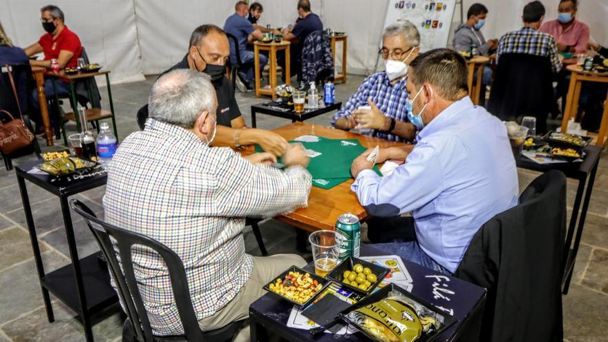 El campeonato de cotos abre el programa de actos del Mig Any de Alcoy