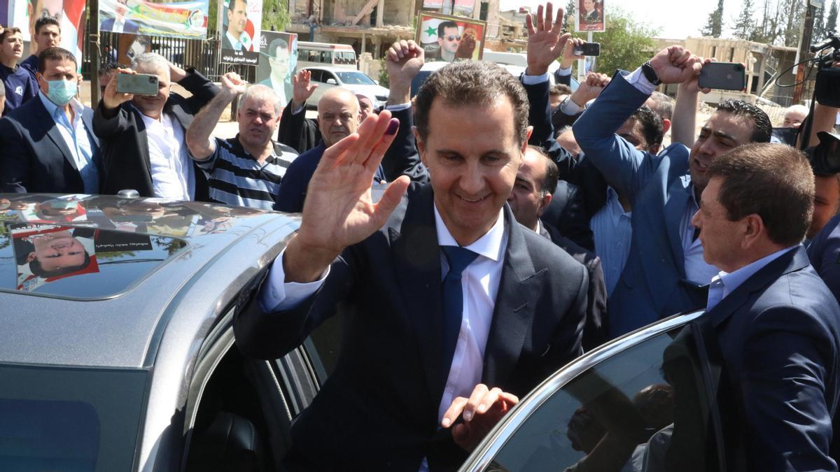 Bachar al Asad.