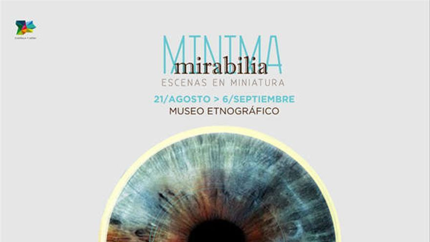 Instalación temporal: Minima Mirabilia • Escenas en miniatura