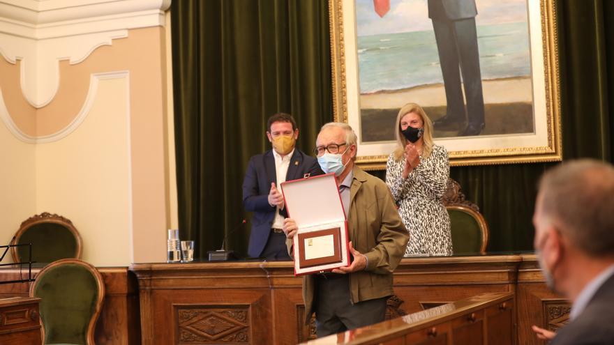 9 d'Octubre: La Fundación Huguet premia al personal sanitario y al cantante Pep Martí como 'Valencianos del año'