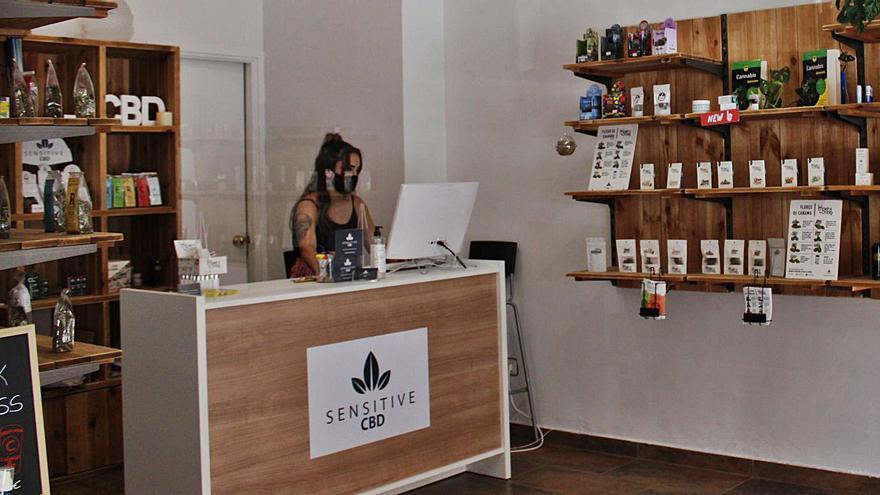 CBD Sensitive, un centre de confiança del cannabidiol a Figueres