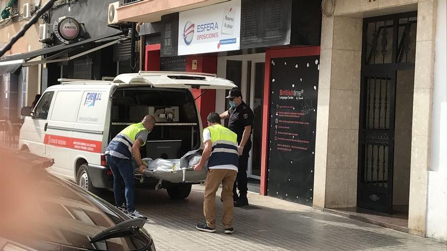 Un joven mata a su tío en una riña familiar en Valencia