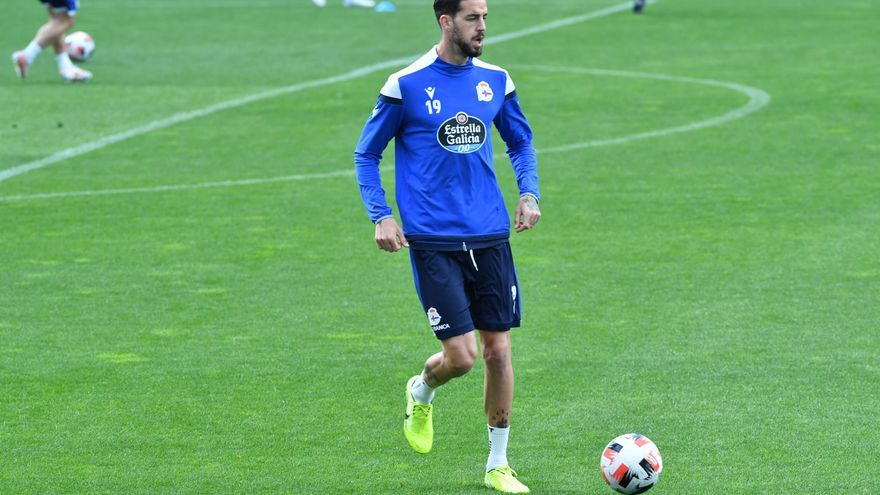 """Borja Granero, sobre el ERE: """"El fútbol tiene sus tiempos y estamos atravesando un período de cambio"""""""