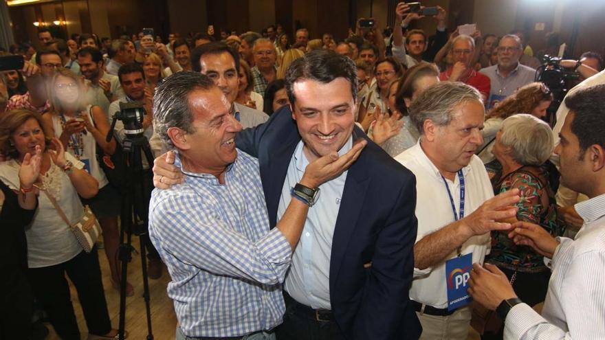 La noche electoral, el PP gana en Córdoba