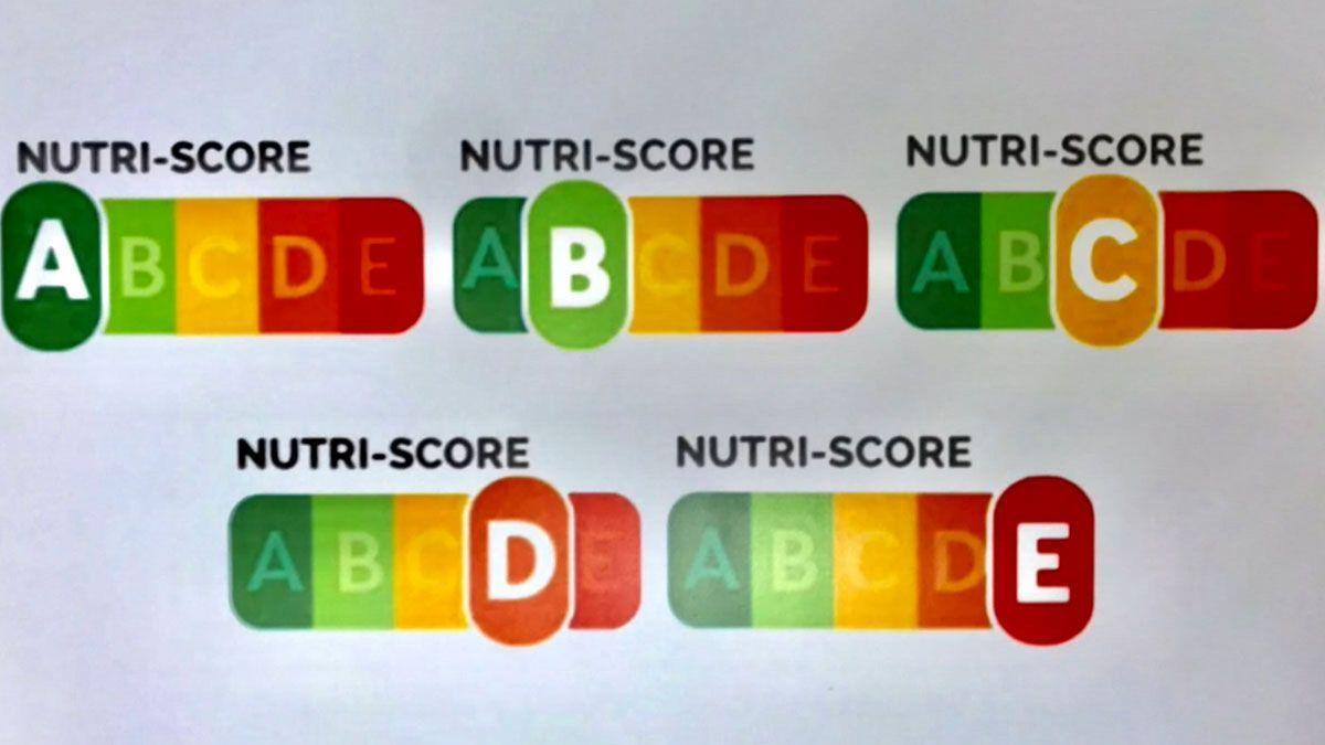 El etiquetado frontal Nutriscore.