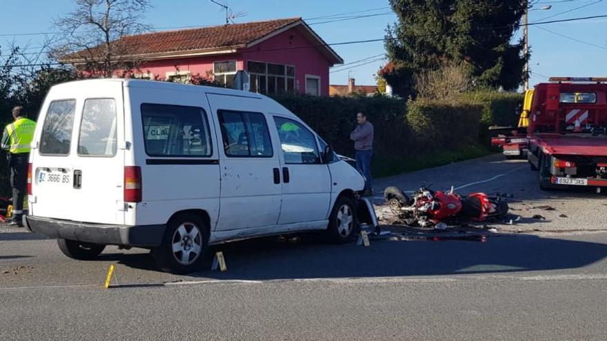 Piden dos años y medio de cárcel para el conductor del atropello mortal a un motorista en Oviedo