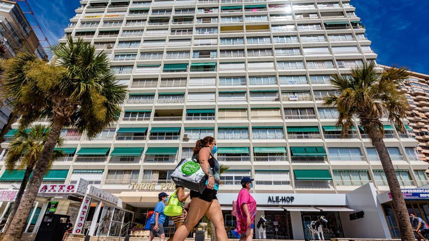 La falta de turistas devuelve al alquiler tradicional el 20% de los apartamentos