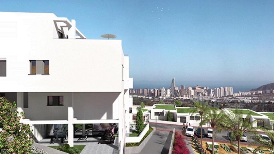 Finestrat, un pequeño rincón paradisíaco para vivir en Alicante