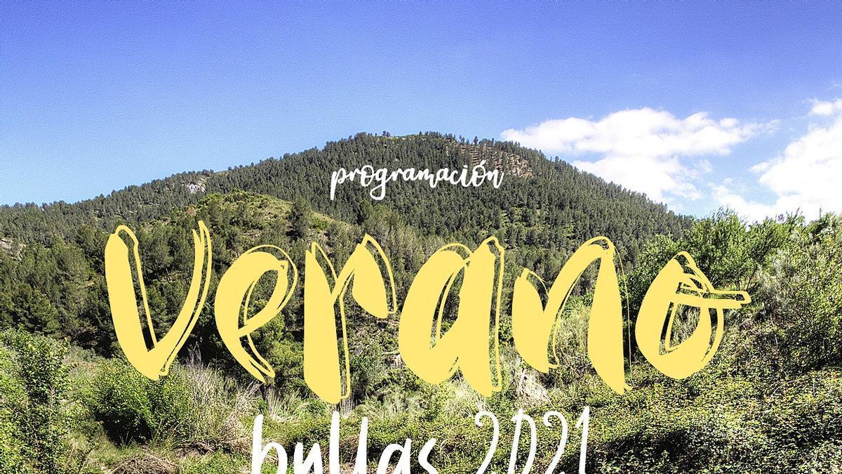 Programación de verano en Bullas