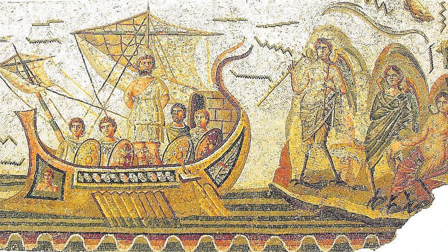 Ulises: La patria de los viajeros